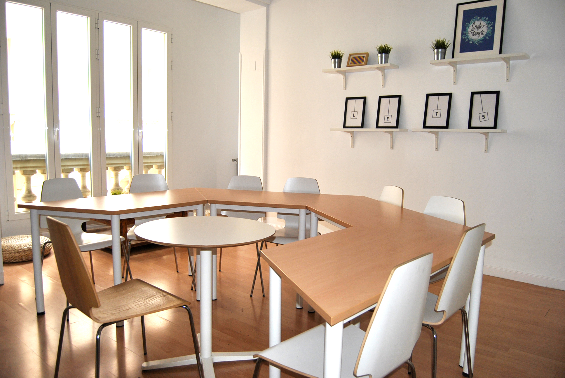 Despachos en alquiler en Madrid Centro