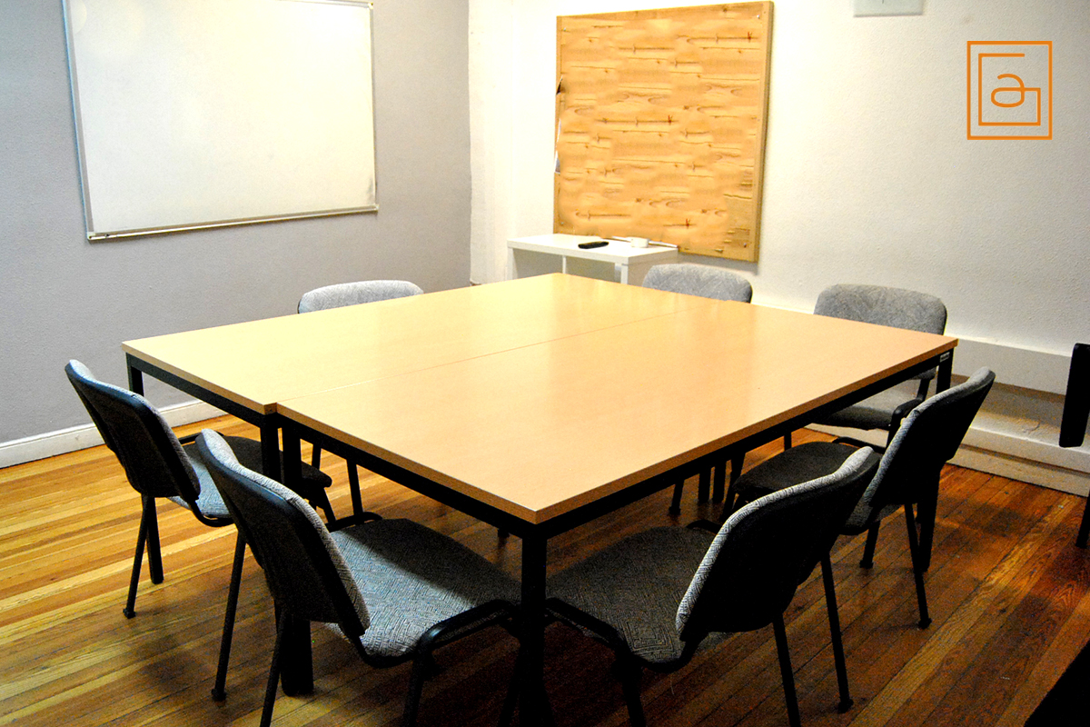 Alquiler aulas medianas en el centro de Madrid
