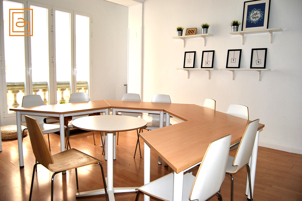 Alquiler Aulas en Madrid - Rooms to rent