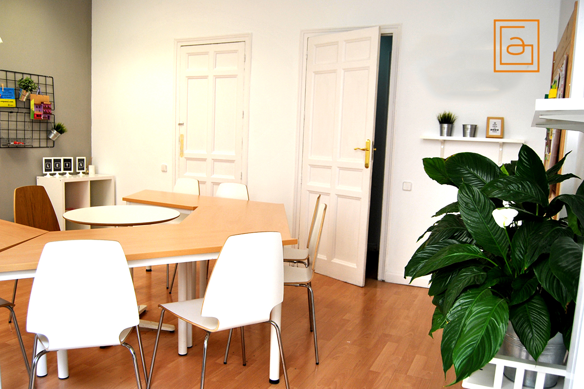 Rooms for rent in Madrid